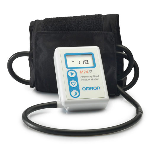 Holter OMRON 24/7